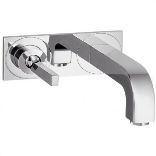 Axor Taps - Citterio Single Lever Basin Mixer With Short Spout