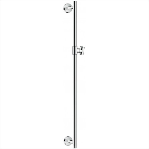 Hansgrohe Showers - Unica Comfort Wall Bar 0.90m
