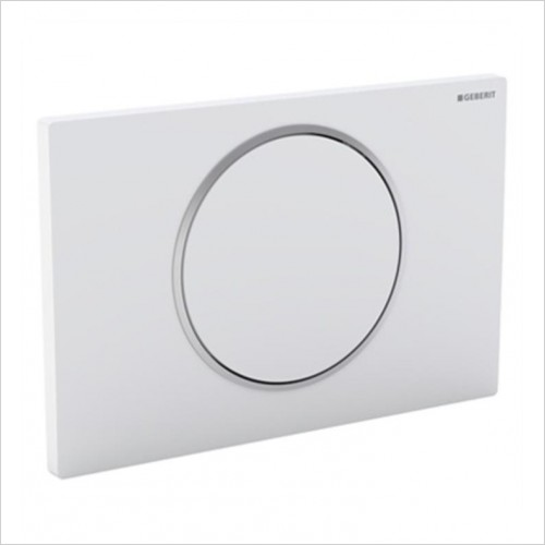 Geberit Optional Extras - Flush Plate Sigma10 For Stop-And-Go Flush