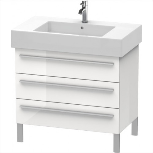 Duravit Furniture - X-Large Vanity Unit 588x800x470mm 3 Drawers