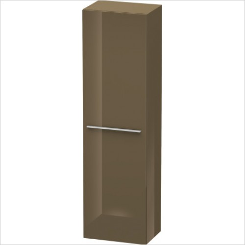 Duravit Furniture - X-Large Tall Cabinet 1760x500x358mm LH Hinge