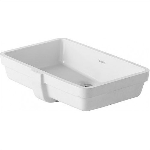 Duravit - Basins - Vero Undercounter Basin 480mm