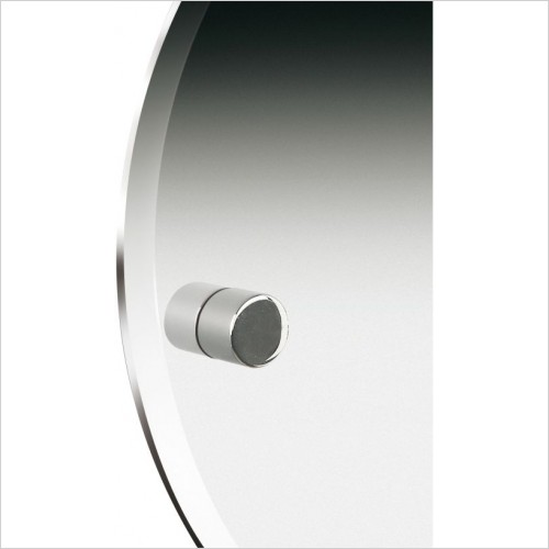 Miller Accessories - Bond Wall Mounted Mirror