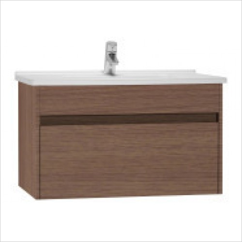 Vitra Furniture - S50 Washbasin Unit 80cm Including Basin