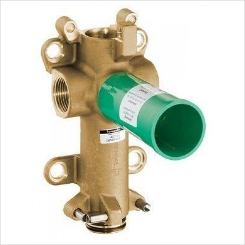 Axor Optional Extras - One Shut Off Valve, Basic Set