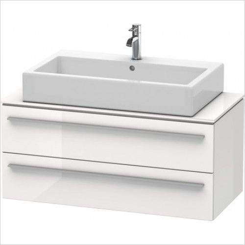 Duravit Furniture - X-Large Vanity Unit For Console 440x1000x478mm 2 Drawers