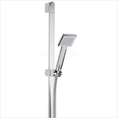 Crosswater Showers - Zeya Shower Kit Single Mode