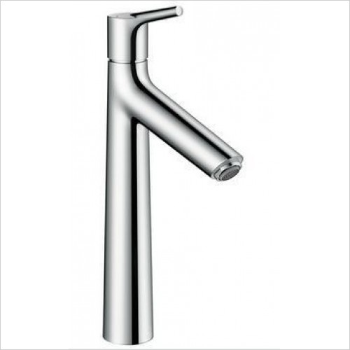 Hansgrohe Taps - Talis S Single Lever Basin Mixer 190, Pop-Up Waste