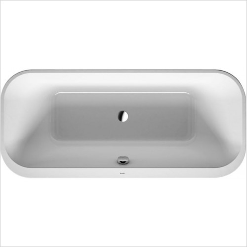 Duravit Baths - Happy D.2 Bathtub 1800x800mm Freestanding