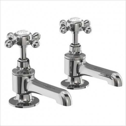 Burlington Taps - Stafford Bath Taps (Including The Handles)
