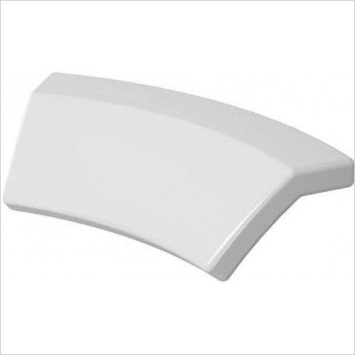 Duravit Optional Extras - Darling New Headrest Curved
