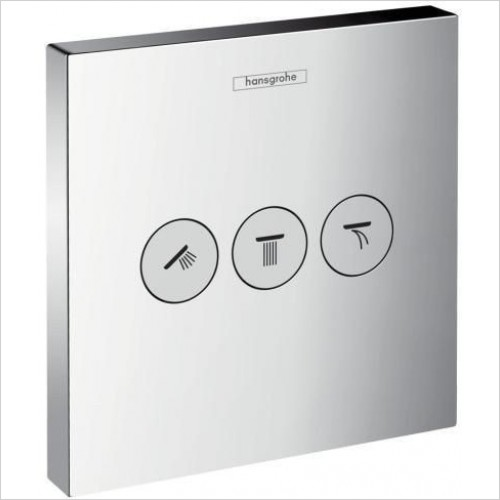 Hansgrohe Showers - Showerselect For 3 Outlets