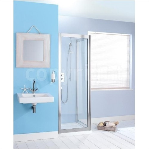 Simpsons Shower Enclosures - Supreme Side Panel 900mm