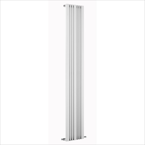 Reina Radiators - Bonera Vertical Radiator 1800 x 324mm - Central