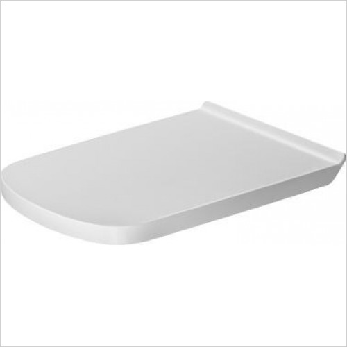Duravit Toilet Seats - DuraStyle Toilet Seat with Cover
