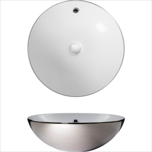 Bauhaus Basins - Castellon Counter Basin 430mm