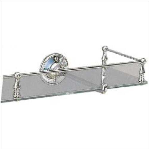 Miller Accessories - Stockholm Glass Shelf