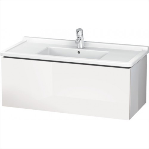 Duravit Furniture - L Cube Vanity Unit 1020, F 030410, 1 Drawer