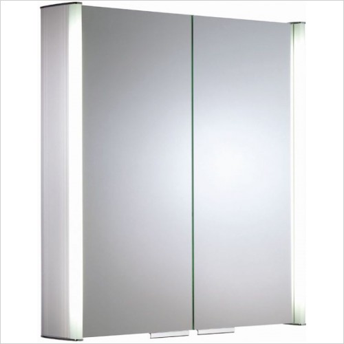 Roper Rhodes Furniture - Ascension Summit Double Mirror Glass Door Cabinet