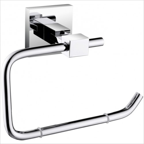 Bristan Accessories - Square Toilet Roll Holder