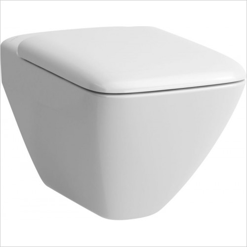 Laufen Toilets - Palace Wall Hung WC Pan
