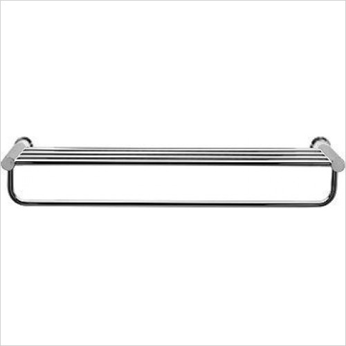 Duravit Accessories - D-Code Towel Shelf