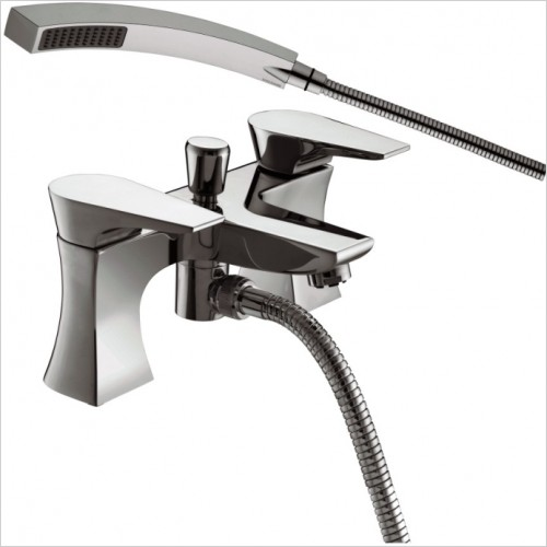 Bristan Showers - Hourglass Bath Shower Mixer