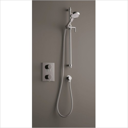Matki Showers - Classic Elixir Control Concealed Thermostatic Shower Mixer
