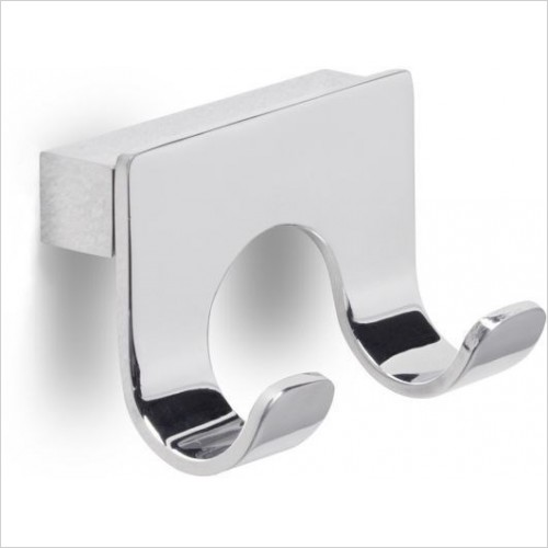 Roper Rhodes Accessories - Halo Double Robe Hook