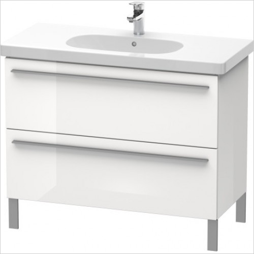 Duravit Furniture - X-Large Vanity Unit 668x1000x470mm 2 Drawers