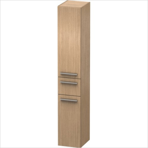 Duravit Furniture - X-Large Tall Cabinet 1760x300x358mm Left Hinge - XL1128