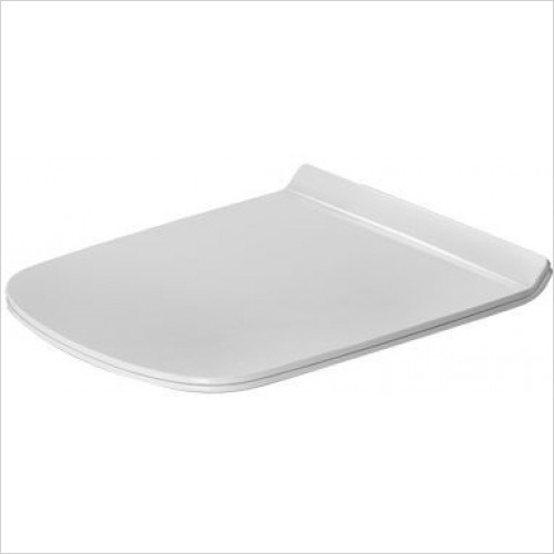 Duravit Toilet Seats - DuraStyle Toilet Seat & Cover With Softclose