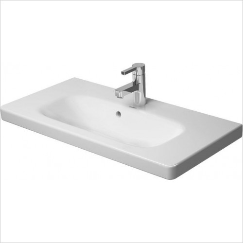 Duravit - Basins - DuraStyle Furniture Basin 785mm 1 Tap Hole Compact