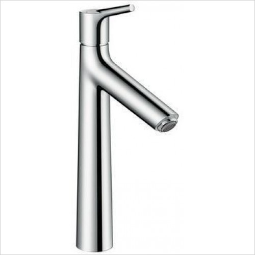 Hansgrohe Taps - Talis S Single Lever Basin Mixer 190 Without Waste