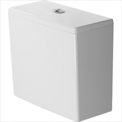 Duravit Optional Extras - ME By Starck Cistern With Dual Flush 4 5/3L 3/8''
