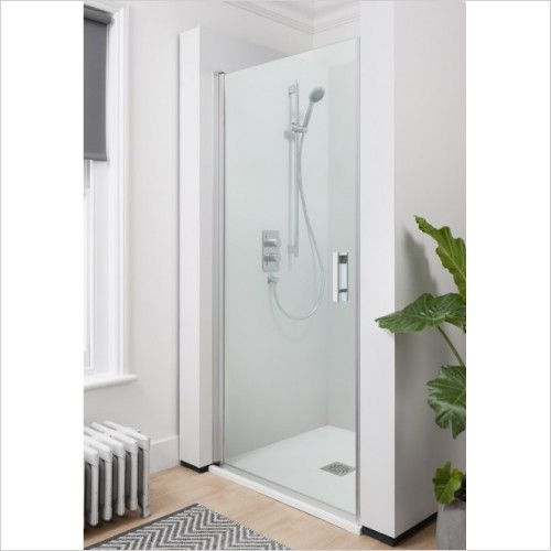 Simpsons Shower Enclosures - Click Hinged Door 900mm