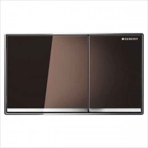 Geberit Optional Extras - Flush Plate Omega60 For Dual Flush