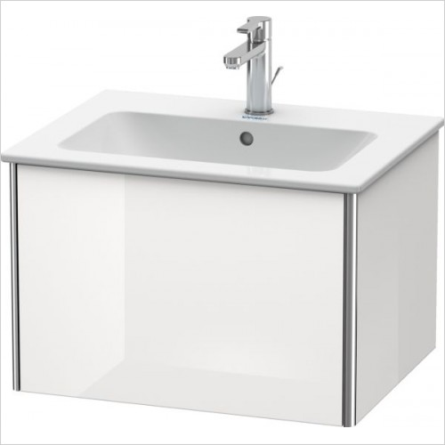 Duravit Furniture - XS XSquare Vanity Unit, 1 P.-O.Comp. 400x610x478mm