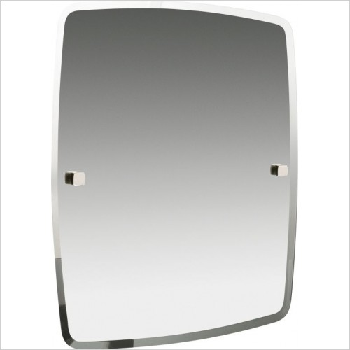 Miller Accessories - Denver Wall Mounted Mirror