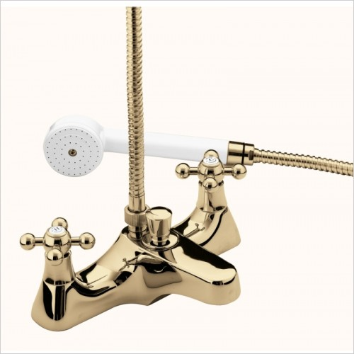 Bristan Showers - Regency Dec kMounted Bath Shower Mixer