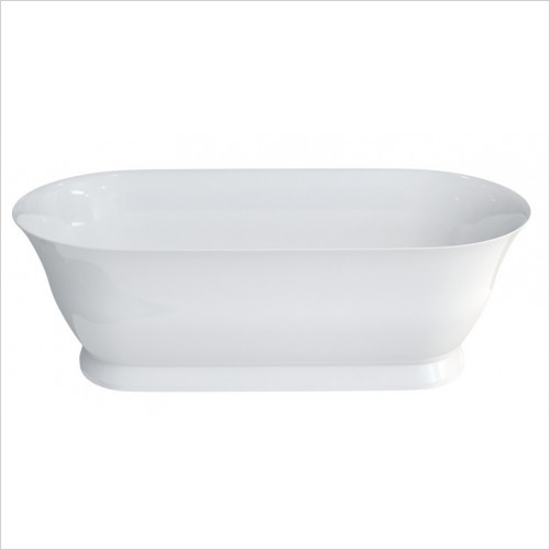 Clearwater Baths - Florenza ClearStone 1828 x 864mm, No Overflow