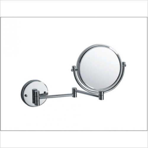 Bristan Accessories - Wall Mounted Mirror