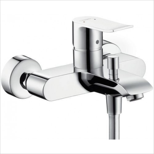 Hansgrohe Taps - Metris Bath Mixer Wall Mounted
