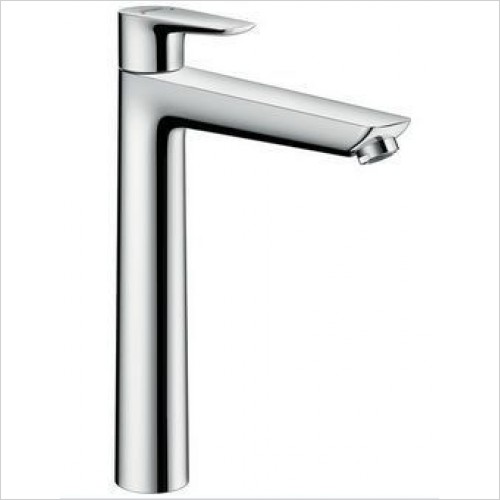 Talis E Single Lever Basin Mixer 240 Without Waste