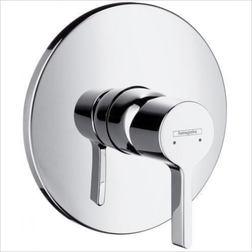 Hansgrohe Showers - Metris S Single Lever Bath Shower Mixer