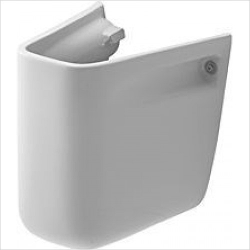 Duravit Optional Extras - D-Code Siphon Cover For Handrinse Basin
