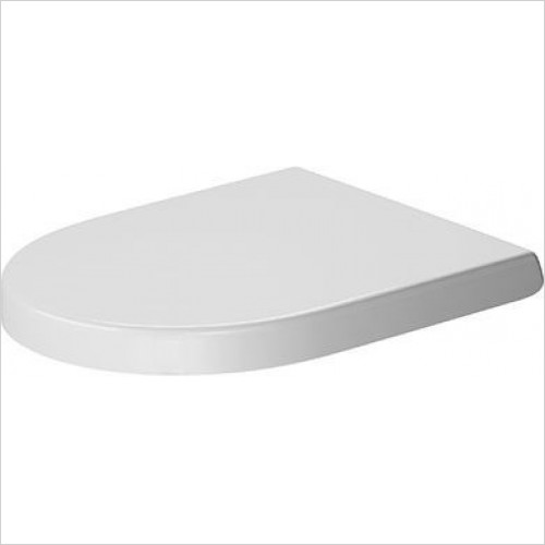 Duravit Toilet Seats - Seat & Cover With Softclose