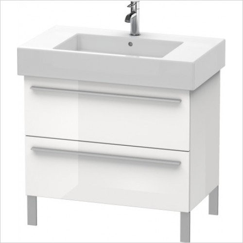 Duravit Furniture - X-Large Vanity Unit 588x800x470mm 2 Drawers