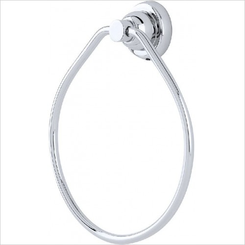 Perrin and Rowe Accessories - Contemporary Towel Ring 150mm