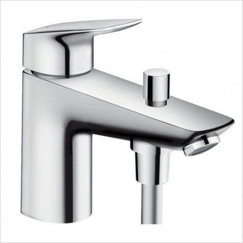 Hansgrohe Showers - Logis Monotrou Single Lever Bath & Shower Mixer